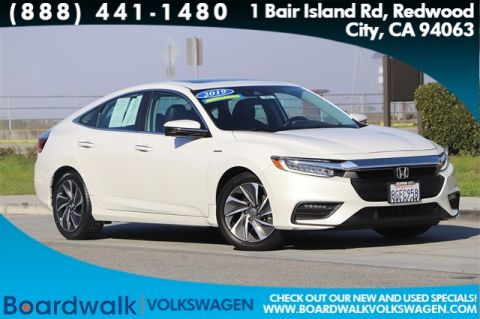Pre-Owned 2019 Honda Insight Touring With Navigation
