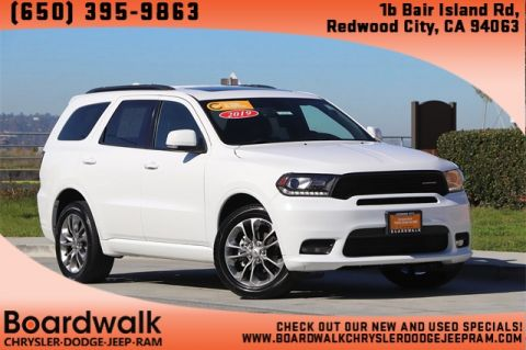 Certified Pre-Owned 2019 Dodge Durango GT With Navigation & AWD