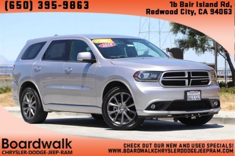 Certified Pre-Owned 2018 Dodge Durango GT AWD