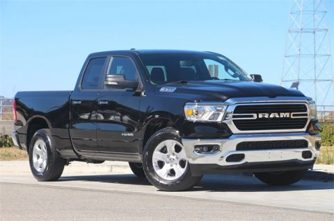 Certified Pre-Owned 2019 Ram 1500 Big Horn/Lone Star RWD 4D Extended Cab