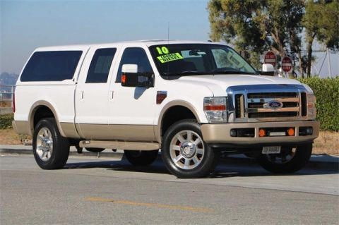2010 Ford F-250SD