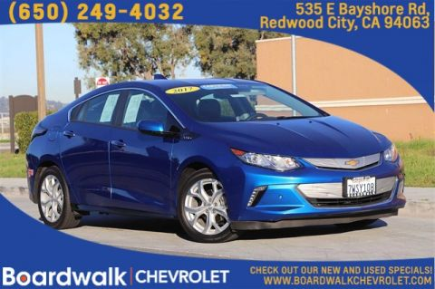 Pre-Owned 2017 Chevrolet Volt Premier FWD 4D Hatchback
