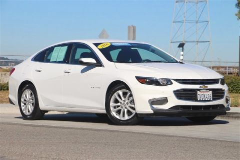 Certified Pre-Owned 2016 Chevrolet Malibu Hybrid FWD 4D Sedan