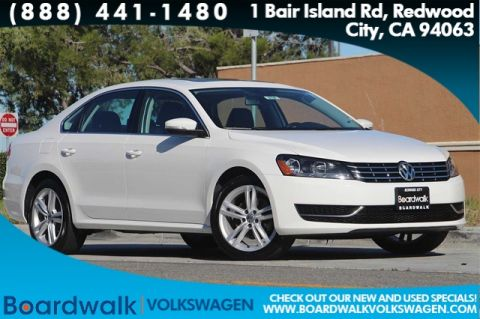 Certified Pre-Owned 2015 Volkswagen Passat TDI SE FWD 4D Sedan