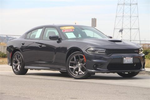Certified Pre-Owned 2019 Dodge Charger GT RWD 4D Sedan