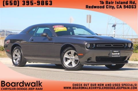 Certified Pre-Owned 2019 Dodge Challenger SXT RWD 2D Coupe