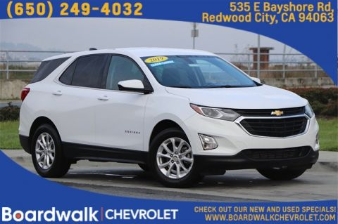 Pre-Owned 2019 Chevrolet Equinox LT FWD 4D Sport Utility