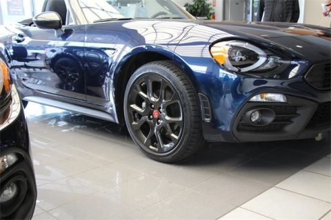 Pre-Owned 2019 FIAT 124 Spider Abarth RWD 2D Convertible
