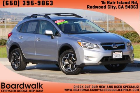 Pre-Owned 2013 Subaru XV Crosstrek 2.0i Limited AWD