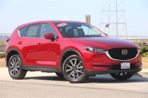 Pre-Owned 2018 Mazda CX-5 Touring FWD 4D Sport Utility