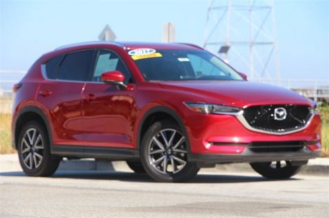 Pre-Owned 2017 Mazda CX-5 Grand Select With Navigation