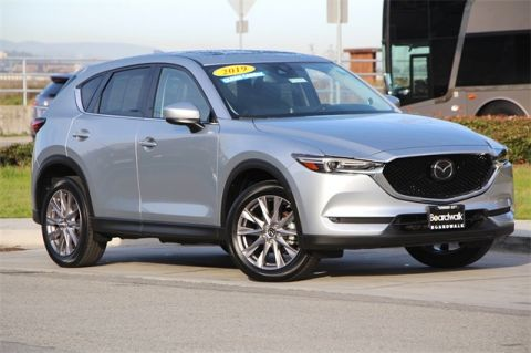Pre-Owned 2019 Mazda CX-5 Grand Touring With Navigation & AWD