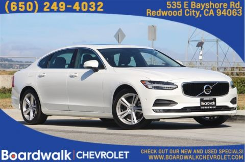 Pre-Owned 2018 Volvo S90 T5 Momentum FWD 4D Sedan