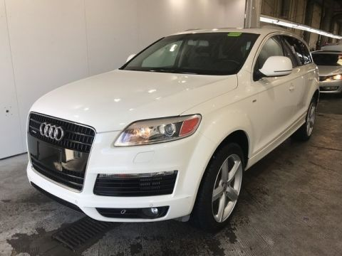 Pre-Owned 2009 Audi Q7 3.0 TDI Prestige With Navigation