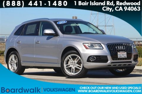 Pre-Owned 2016 Audi Q5 2.0T Premium With Navigation