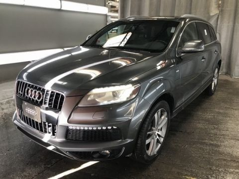 Pre-Owned 2012 Audi Q7 3.0 TDI Prestige With Navigation