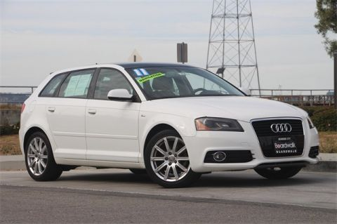 Pre-Owned 2011 Audi A3 2.0 TDI Premium With Navigation
