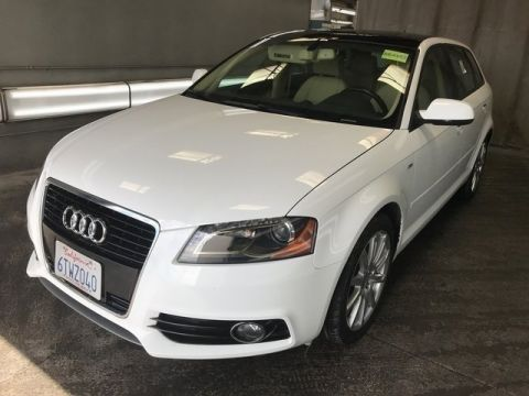 Pre-Owned 2012 Audi A3 2.0 TDI Premium Plus With Navigation