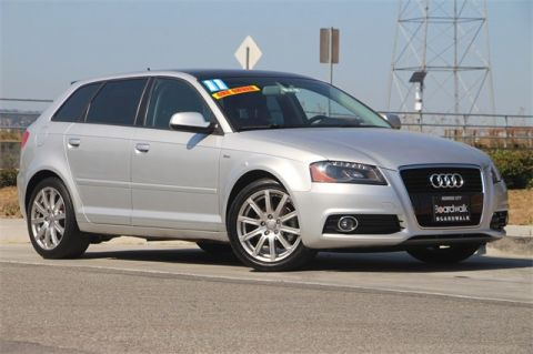 Pre-Owned 2011 Audi A3 2.0 TDI Premium Plus FrontTrak 4D Hatchback
