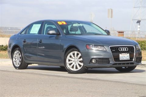 Pre-Owned 2009 Audi A4 3.2 Premium Plus quattro 4D Sedan