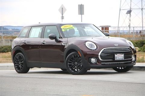 Pre-Owned 2019 MINI Cooper Clubman FWD 4D Wagon