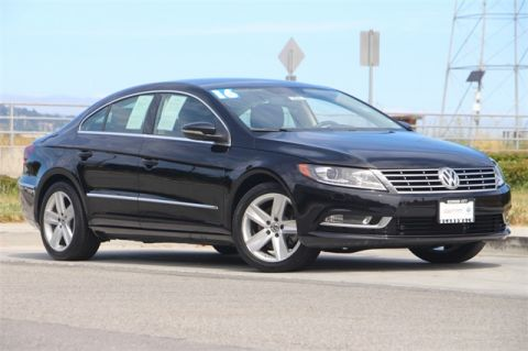 Pre-Owned 2016 Volkswagen CC 2.0T Sport With Navigation
