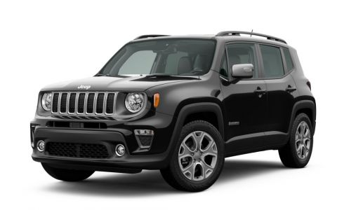 New 2020 JEEP Renegade Limited 4WD